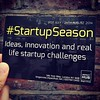 #StartupSeason is under way: http://j.mp/StartupSeason - check it out (and come participate in my #bizplanbasics workshop on the 12th)