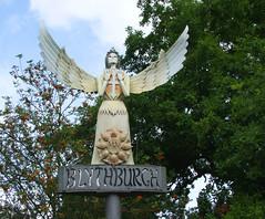 Blythburgh angel