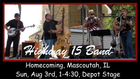 Highway 15 Band 8-3-14