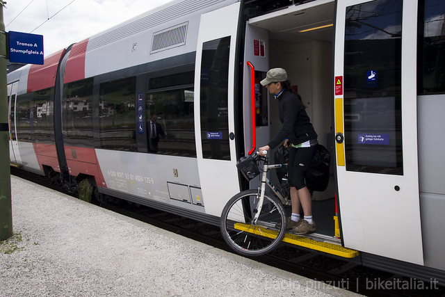 bike and train