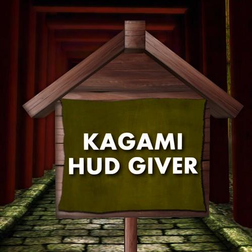 Kagami HUD Giver
