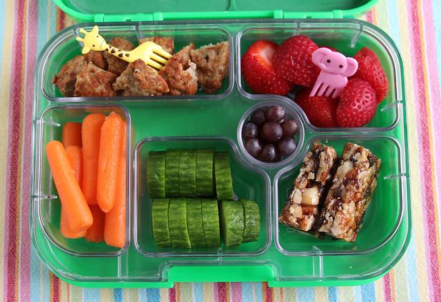 Preschool Monday Bento #697