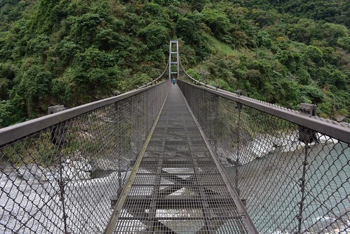 八通關越道-鹿鳴吊橋
