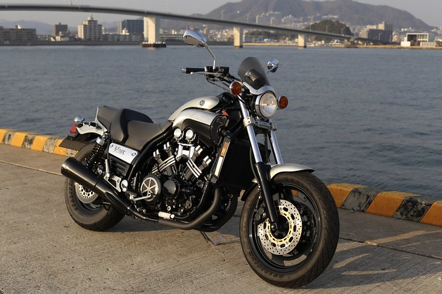 Yamaha Vmax1200