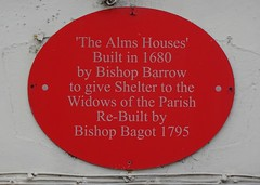 Photo of Red plaque number 42757
