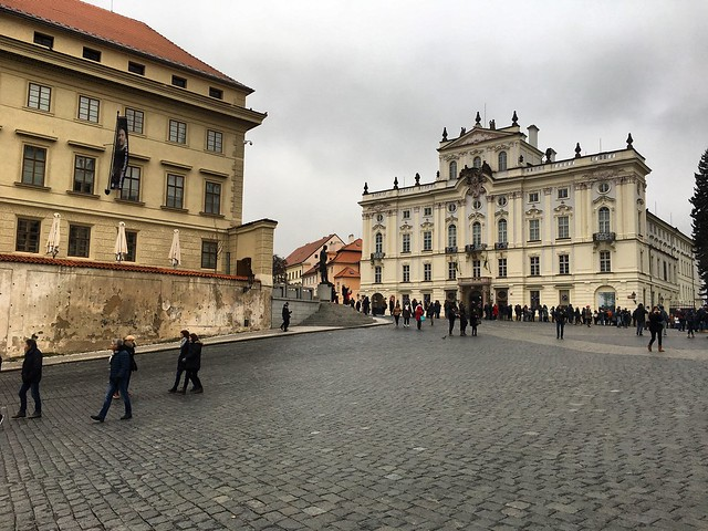 Prague Castle, Prague, Czech, Apple iPhone 6s, iPhone 6s back camera 4.15mm f/2.2