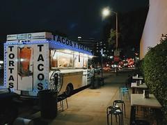 late night taco run.