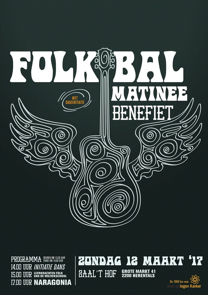 Folkbal Matinee Benefiet