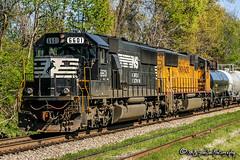 NS 6601 | EMD SD60 | NS Memphis District