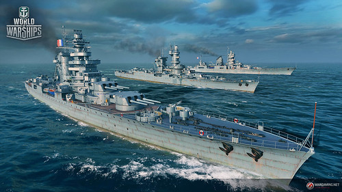 WoWS_French_Cruisers_Screens_Trio-Charles-Martel_Henri-IV_Saint-Louis