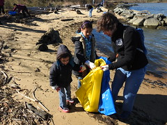 Potomac River Cleanup
