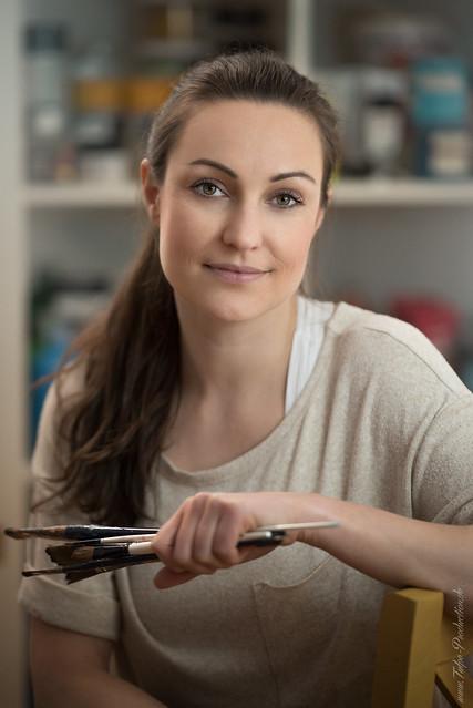 Belinda Kretschmer a german painter