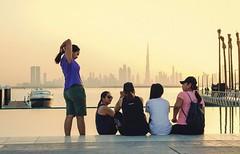 A great place to #hangout - #DubaiCreekHarbour  . . #RiseDCH #DHC #uae #dubai #welovedubai #lifeindubai #lifestylephotography #streetphotography #indubai #dubaiskyline #mydxb #gcc #dubaipeople #mydubai #ilovedubai #lifestyle #dubaicreek