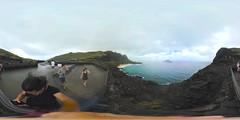Makapu'u Lookout - a 360 degree equirectangular VR