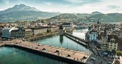 Lucern, Lucernské jezero