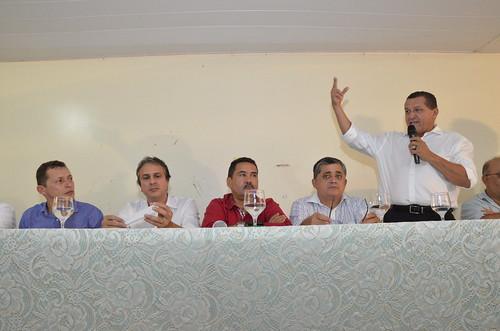 Plenária da Fetraece com o governador Camilo Santana