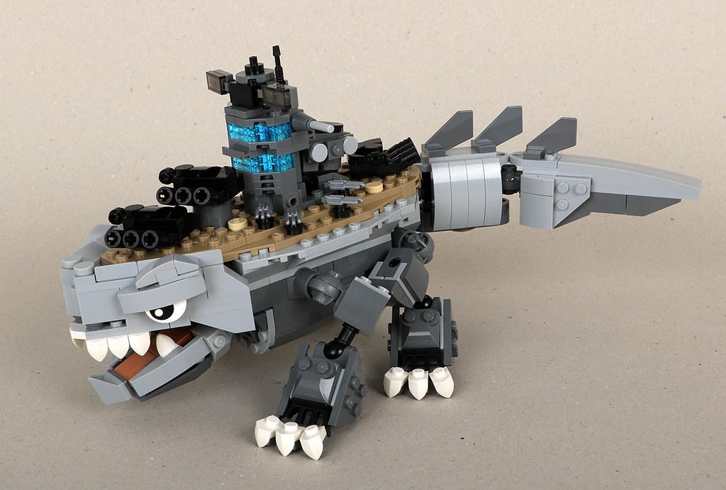 Yamaton (custom built Lego model)