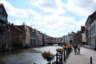 Clouds in Gent