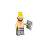 LEGO Simpsons Minifigures - Grampa Simpson