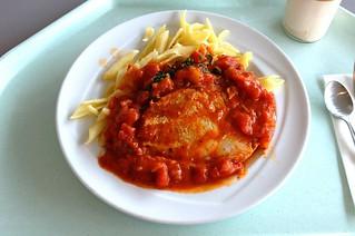 Salbeigeschmortes vom Kalb / Sage roasted veal
