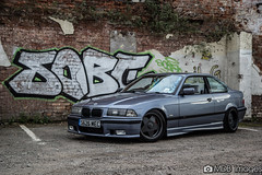 Travis's BMW E36 Coupe