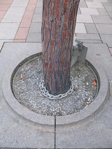 Secure tree