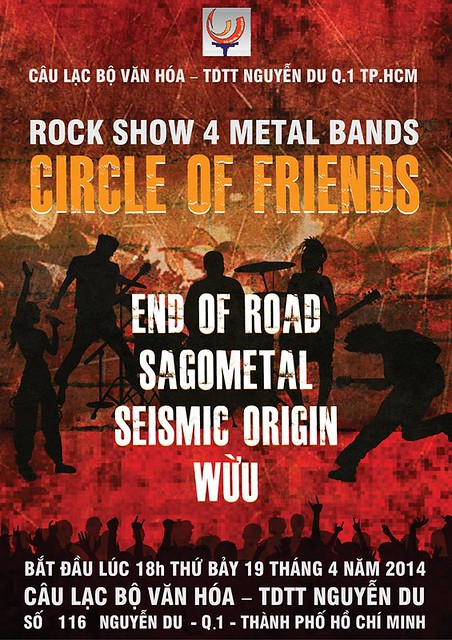 Metal Night: Circle of Friends