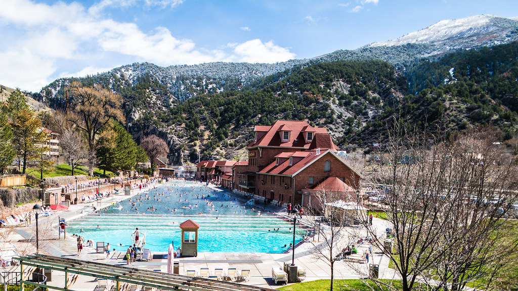 Hot Springs Glenwood Springs Co Jason Cipriani Flickr