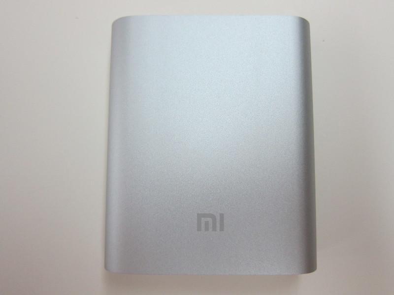 Xiaomi Mi 10,400mAh Power Bank - Front