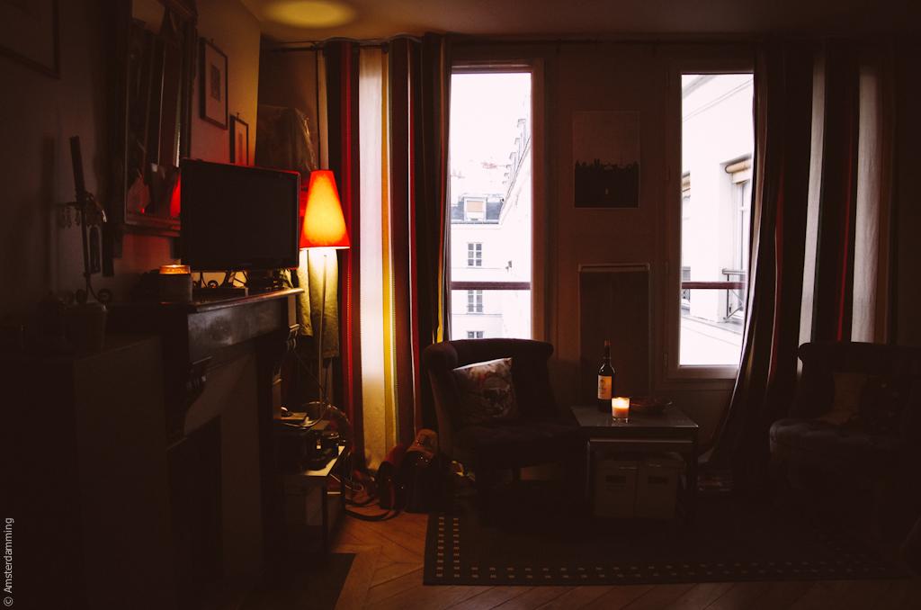 Paris, Interior