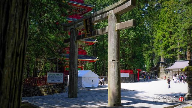 NIKKŌ, [ WORLD HERITAGE SITES in JAPAN ]