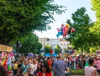 Dia de la Cruz en Granada -