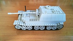 Lego Elefant Tank Destroyer