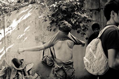 02/Hugas dugo/By Kimmy Baraoidan