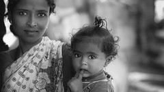 People in Pune, India