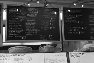 Good Bites Cafe - Menu