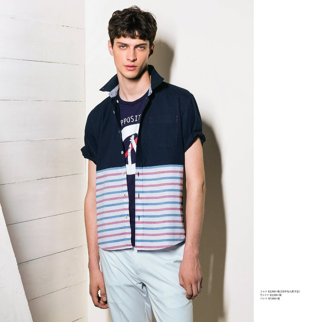 Matthew Bell0065_m.f.editorial 2014 SUMMER COLLECTION