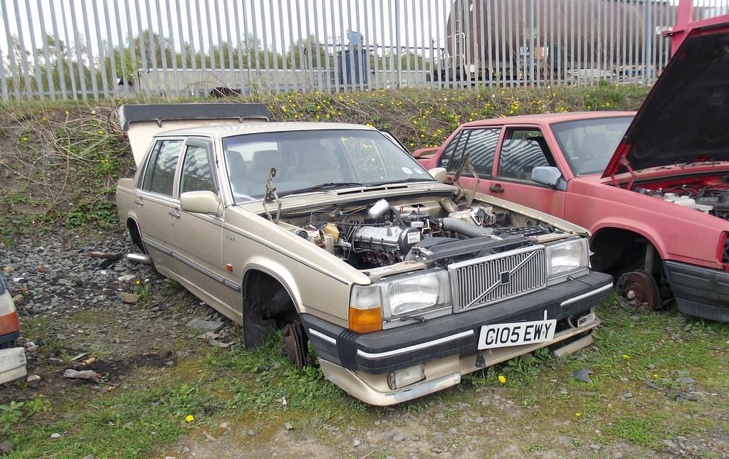 Carlisle Auto Salvage >> Volvo 740 With Retro Bodykit - Carlisle Scrap Yard - Volvo Owners Club Forum