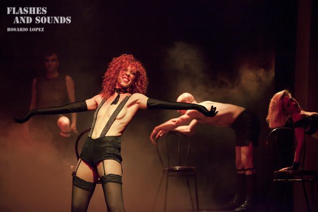 IV Barcelona Burlesque Festival