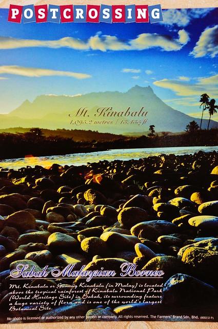 Sabah - Mount Kinabalu V5