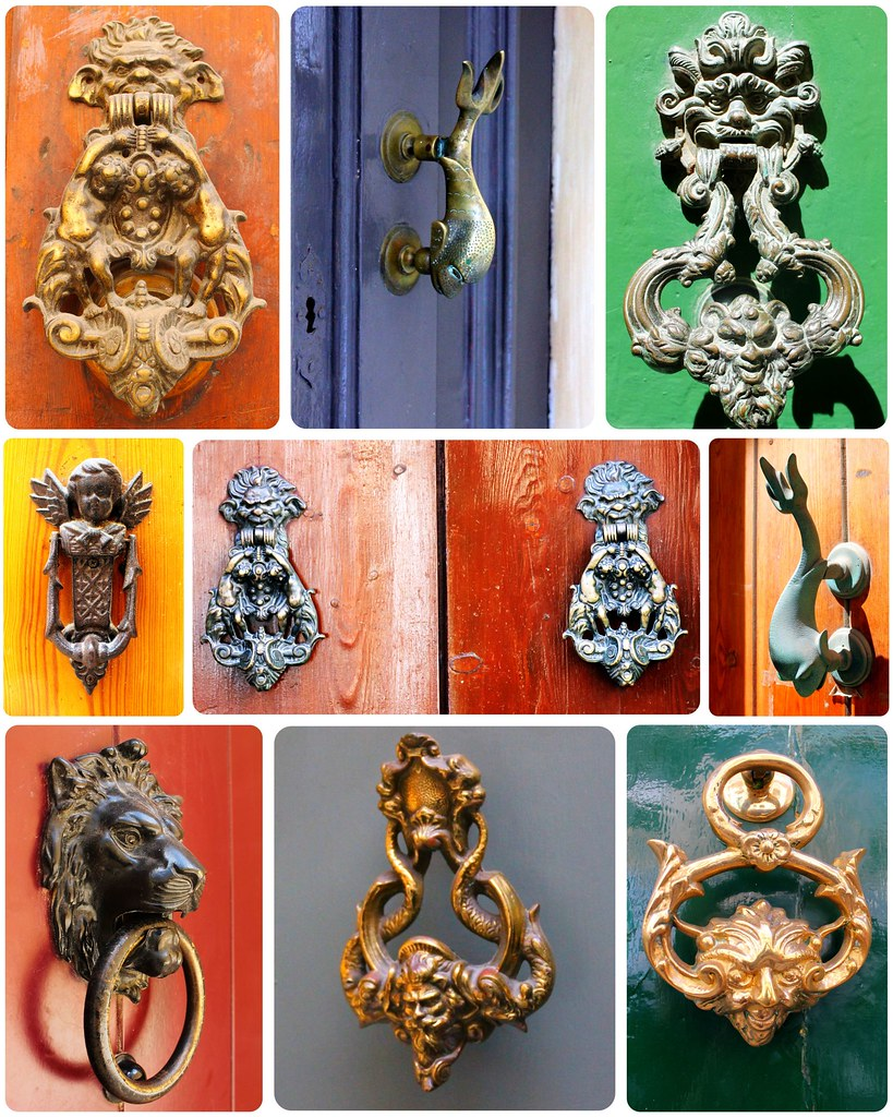 Maltese door knockers