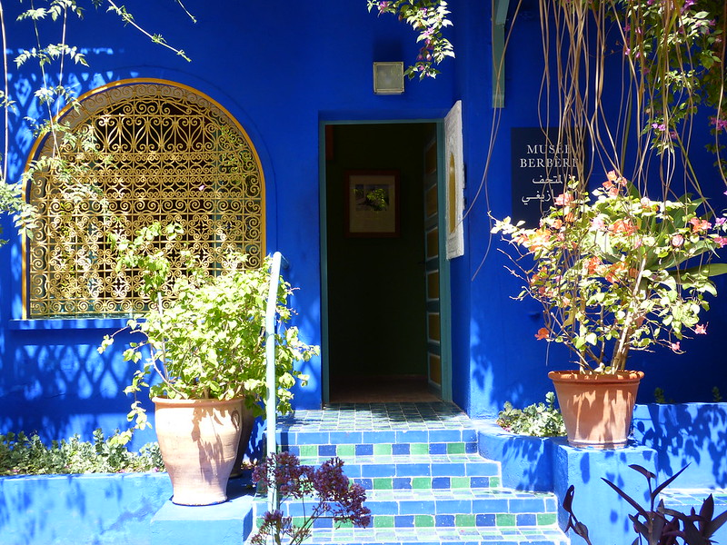 Majorelle Gardens, Marrakesh
