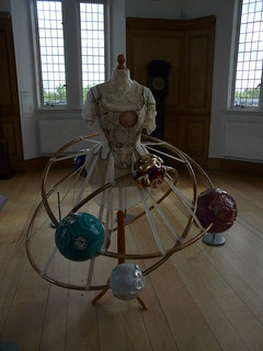 Orrery Gown by Jema 'Emilly Ladybird' Hewitt, 'Longitude Punk'd', Royal Observatory Greenwich