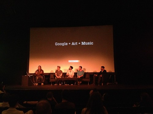 Google Creatives at Moogfest