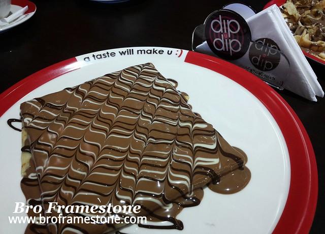 dip 'n dip - The Curve, Damansara