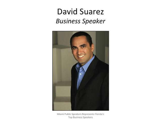 Who is david suarez - David suarez ...