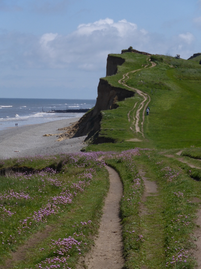 22 Cliff path between Weybourne and Sheringham