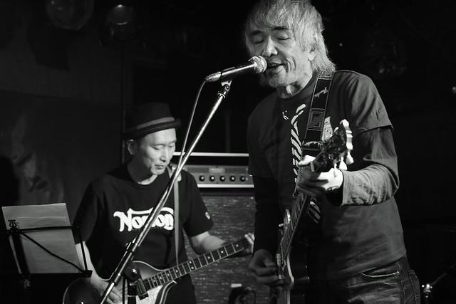 ファズの魔法使い live at Outbreak, Tokyo, 23 May 2014. 031