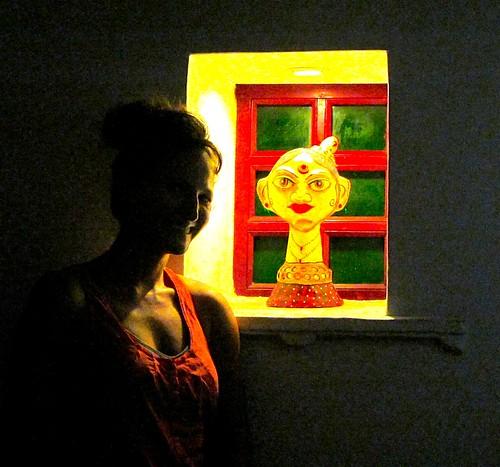 Lina and art