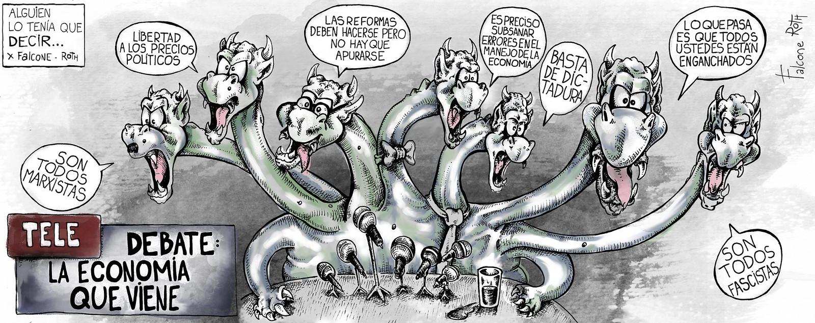 el dragón economista